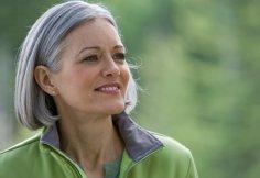 Ученые утверждают, что кто рано седеет, то дольше живет