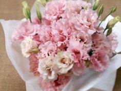 Традиция дарить цветы в Советском Союзе