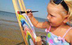 Какими цветами рисует ваш ребенок?
