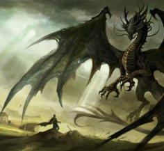 Люди и драконы
