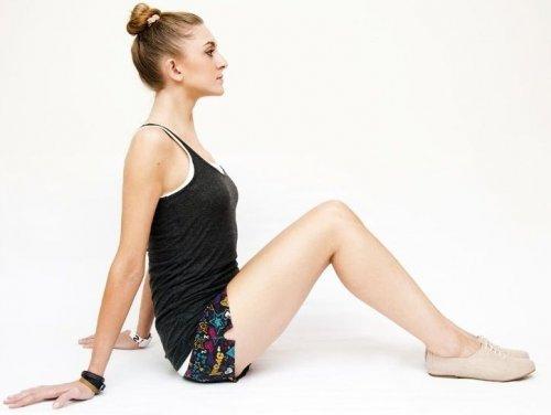 Тренируем мышцы рук и груди
