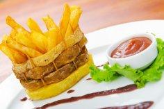 Картошка-фри делает человека счастливее