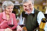 Секрет счастливого брака кроется в алкоголе