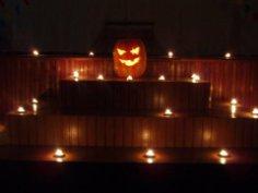 Как встретить Хэллоуин, или Непредсказуемая вечеринка октября!