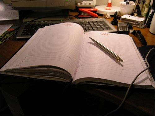 Как начать вести дневник?