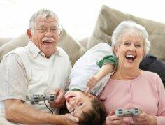 Бабушки и дедушки – союзники или соперники?