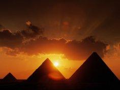 Египетские пирамиды – зашифрованные послания человечеству?