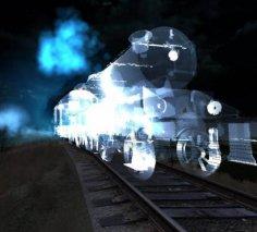 Поезда-призраки и призраки в поездах