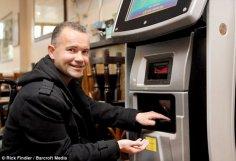 Британец зарабатывает $95 000 игрой на автоматах