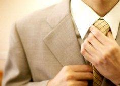 Как завязать галстук узлом «Ганновер»?