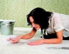 Уход за ковровым покрытием