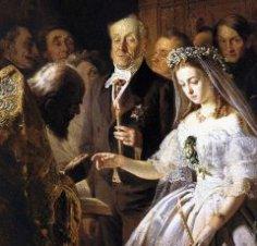 Как совершается таинство брака в русском православии? Обручение