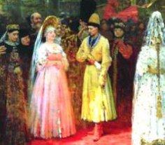 Как на Руси проводились царские свадьбы?