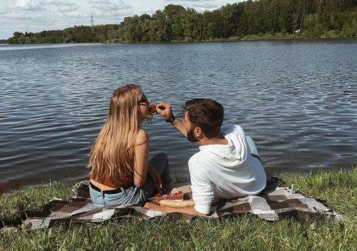 Как отдохнуть на природе с женщиной?