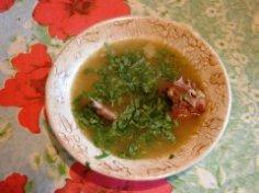 Гороховый суп. В чем его классика?