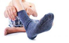Как «победить» мужские носки