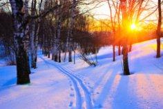Чем хороша зима? Традиции русского народа