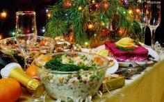 Что приготовить к новогоднему столу? Салаты