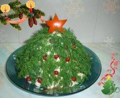 Как накрыть новогодний стол, если вы поститесь? Салаты