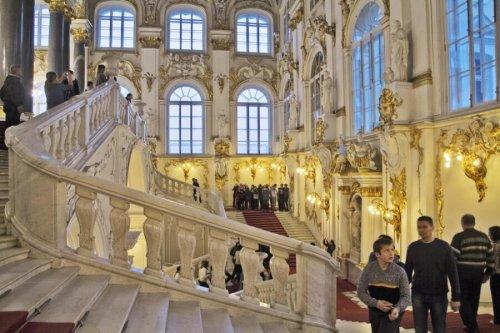 Эрмитаж: с каких картин началась жемчужина художественного искусства России