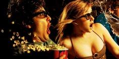 Когда вы смотрите полуторачасовой фильм, 15 минут вы пропускаете из-за моргания