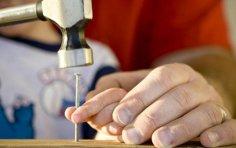 Нужно ли учить сына мужской работе?