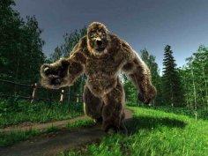 Странный мутант – йети из Кузбасса