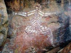 Загадочная Австралия: кого изображали петроглифы?