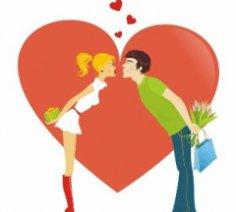 Как написать хорошее письмо-признание любимому человеку ко Дню святого Валентина?