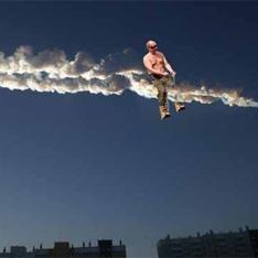 Метеорит произвел неожиданный психологический эффект