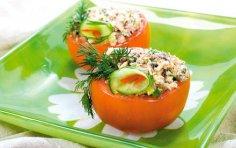 Как приготовить мини-салаты