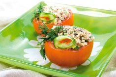 Рецепты приготовления мини-салатов