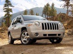 Jeep Compass: стрелка показывает в сторону дивана