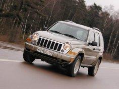 Jeep Cherokee: настоящий индеец