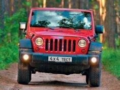 Jeep Wrangler Rubicon, дизель и «ручка»