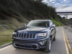 Jeep обновил семейство Grand Cherokee