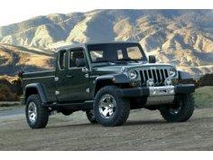 Пикап Jeep Gladiator может попасть в серию в 2015 году