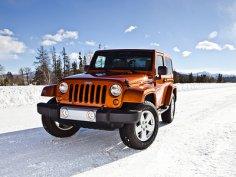 Российская сборка Jeep начнется в 2013 году