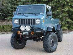 Jeep рассекретил свои новые концепты