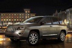 Премьера Женевы: Jeep Compass