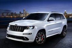 Премьера Парижа 2012: Jeep Grand Cherokee SRT8 Limited Edition
