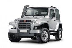 Бразильская фантазия на тему Jeep