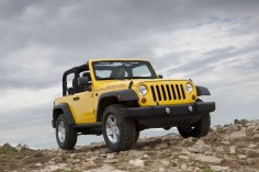 Отзыв Jeep Wrangler