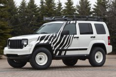 Покоритель бездорожья Jeep Cherokee Overland