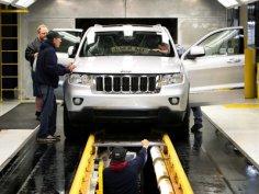 Fiat будет собирать в России Jeep Cherokee