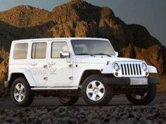 Jeep Wrangler на электротяге появится в 2012 году