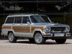 В портфолио Jeep вновь появится Grand Wagoneer