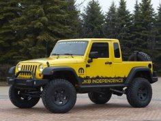 Jeep Wrangler теперь можно превратить в пикап своими руками