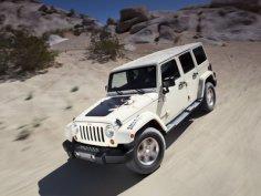 Jeep показал в Нью-Йорке «пустынный» внедорожник