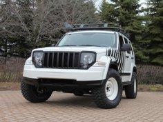 Jeep отметит юбилей 470-сильным Wrangler